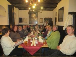 Weihnachtsfeier Frohnauer Hammer 28.11.2014 1